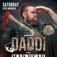 DADDi Mad.Bear PreParty - DJ Saeed -Amsterdam