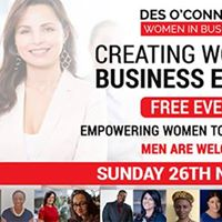 Women in Business Experts Conference