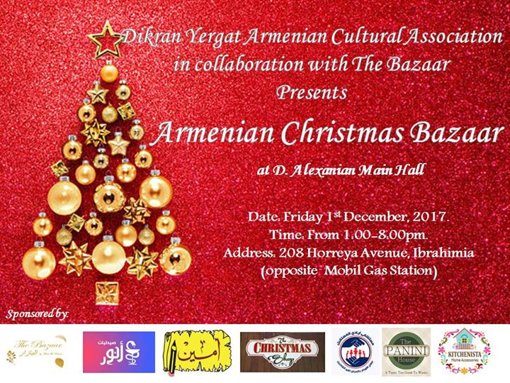 advertisement - When Is Armenian Christmas