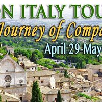 10-day Kryon Italy Tour