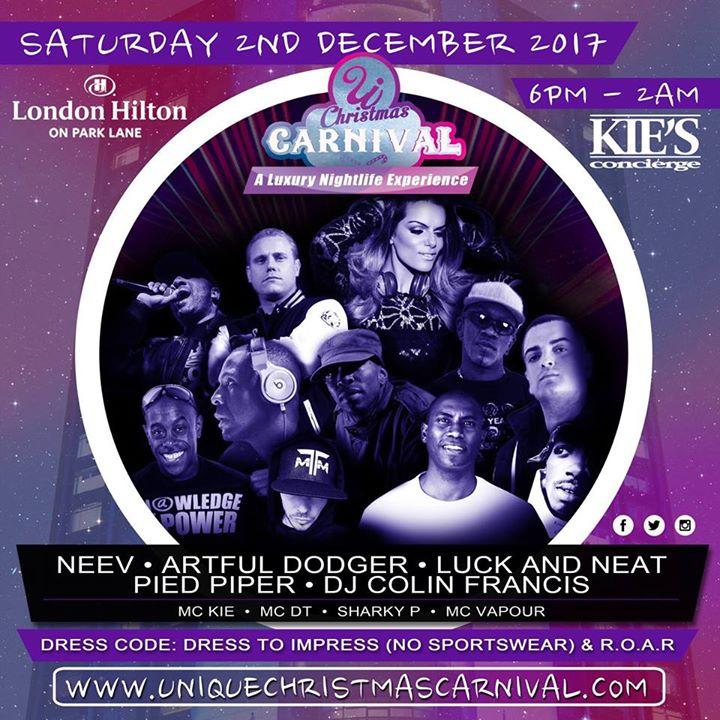 U&I Christmas Carnival