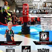 GroupBoxing Start Up- Lombardia