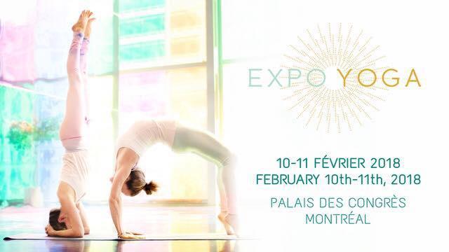 Expo Yoga 2018