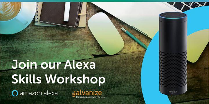 Amazon Alexa Skill Development Workshops - Austin