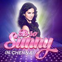 Sunny in Chennai
