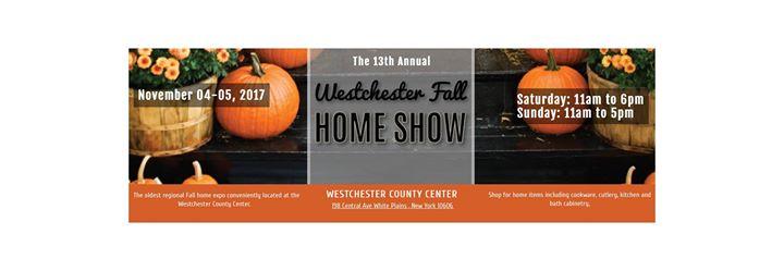 westchester fall home show white plains