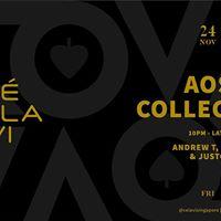 C LA VI presents AOS Collective
