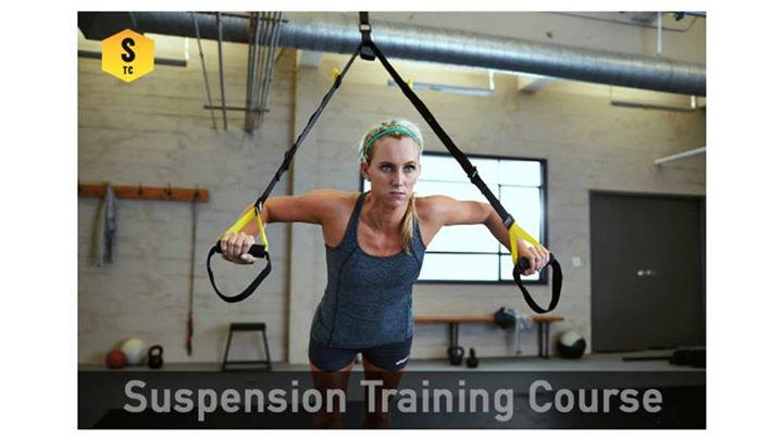TRX Suspension Training Course (STC)