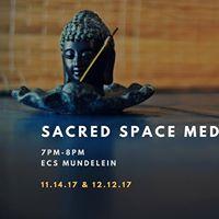 Sacred Space Healing Circle