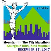 Mountain in the City Marathon 2017 17th December 2017