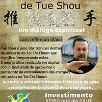 Workshop Intensivo de Tue Shou