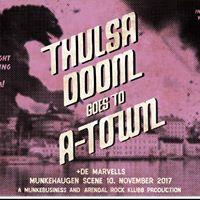 Thulsa Doom  support De Marvells munkehaugen scene