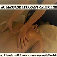 Initiation au massage relaxant californien sudois