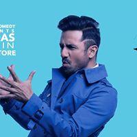 Vir Das live in Coimbatore - BoardingDAS India Tour