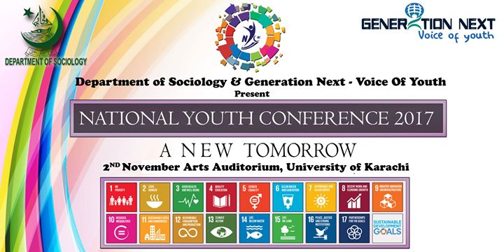 National Youth Conference 2017 A New Tomorrow