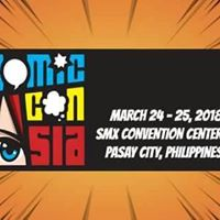 Comic Con Asia 2018