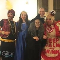 Mder Mystery Panto at the Giltar Hotel