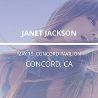 Janet Jackson in Concord