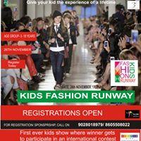 Kids Fashion Runway