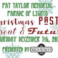 Pat Taylor Memorial Parade of Lights
