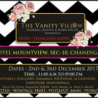 &quotTHE VANITY VILLOW&quot Wedding Lifestyle &amp Home Decor Exhibition.