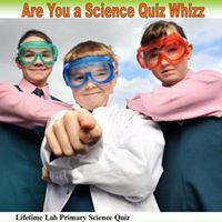 Lifetime Lab Primary Science Quiz