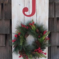 Joy Holiday Board