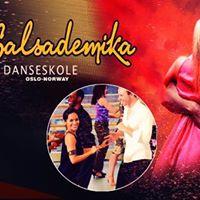 Helgekurs Latino Dance (Oslo)