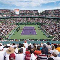 Miami Open Tennis Session 19 - Mens Singles - Key Biscayne FL