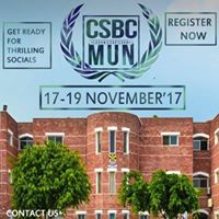 Canal Side Boys Campus Model United Nations