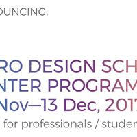 ADS Winter Programme 2017