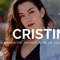 Cristina Simonetta  Urban Grooves Hip Hop Workshop
