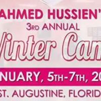 January 2018 - Ahmed Hussiens Winter Camp