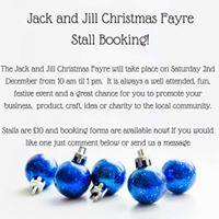Jack and Jill Preschool Christmas Fair
