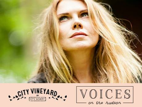 Mary Fahl At City Vineyard