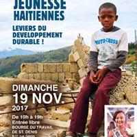 12e journe Portes Ouvertes des Associations Franco-Hatiennes