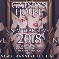 Gatsby House  Omni Austin New Years Eve 2018 Tickets