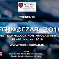 Technoczar 2018- Driving Technology for Innovative India