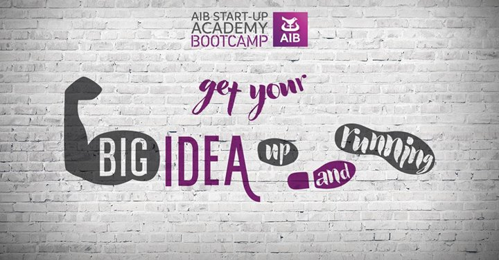 AIB Ideation Bootcamp Dublin North - Free 1 Day Bootcamp