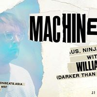 Kilo Live x Moonbeats Asia present Machinedrum LIVE (US)