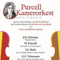 Concert Purcell Kamer Orkest