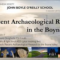 Recent Archaeological Research in the Boyne Valley