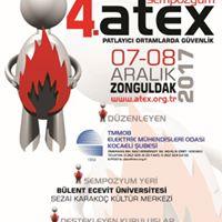 4. ATEX Patlayc Ortamlarda Gvenlik Sempozyumu