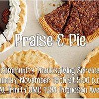Praise &amp Pie