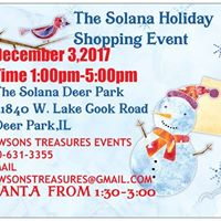 Solana Holiday Shoppng Event
