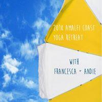 2018 Amalfi Coast Yoga Retreat