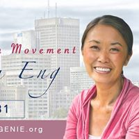 Presence through Movement with Kim Eng in Winnipeg