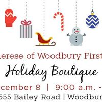 Holiday Boutique at Saint Therese