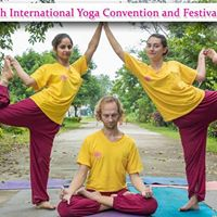6th International Yoga Convention and Festival
