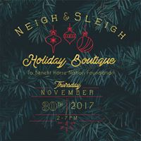 Neigh &amp Sleigh Holiday Boutique